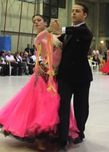 Lady Anna cantù scuola di ballo